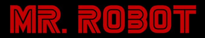 MrRobot title